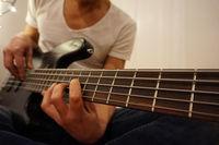 e-bass spielen