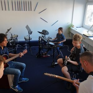 Band Workshop, Band Coaching