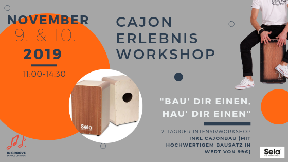 cajon workshop