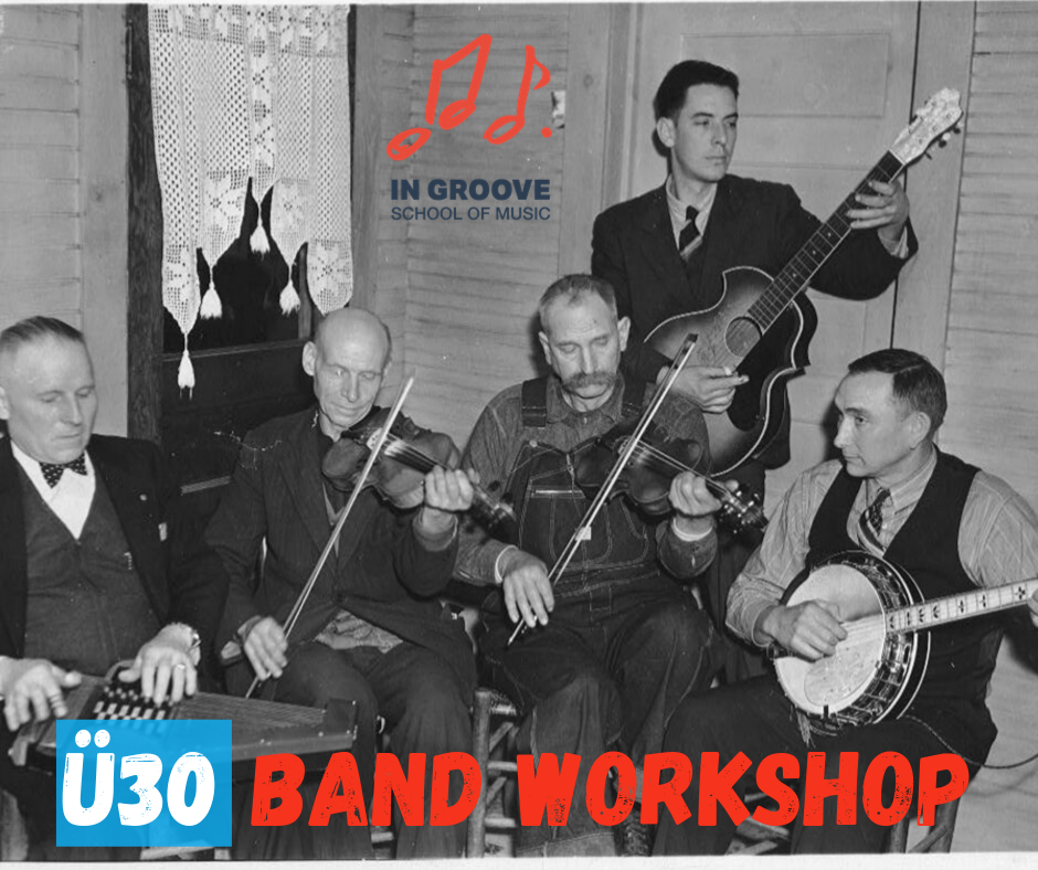 Ü30 Band Workshop
