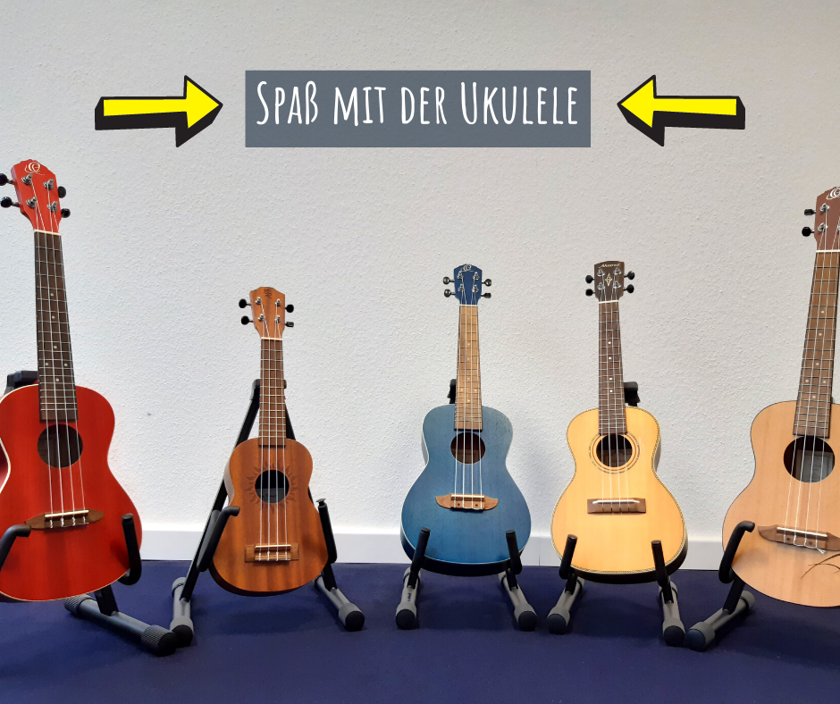 Ukulele Workshop Kinder Sommerferien